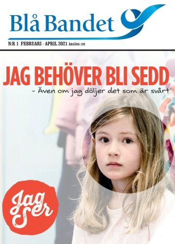 Blå Bandet nr 1: feb-april 2021