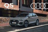 Audi Q5 Verkaufsunterlagen
