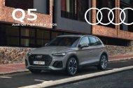 Audi SQ5 Verkaufsunterlagen