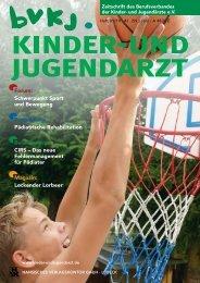 Schwerpunkt Sport und Bewegung Fortbildung - kinder- und ...