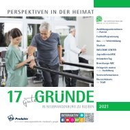 17 Gute Gründe in Neubrandenburg zu bleiben 2021