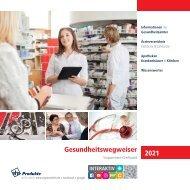 Gesundheitswegweiser Vorpommern-Greifswald 2021