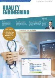 Quality Engineering 01.2021