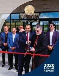 CCF 2020 Annual Report