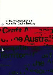 CAACT Newsletter Vol. 2 No. 3 August 1973