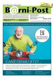 Barni-Post, KW 07, 17. Februar 2021