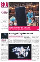 Berner Kulturagenda N°6