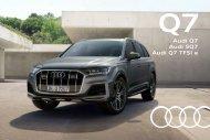 Audi Q7 Verkaufsunterlagen