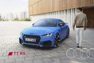 Audi TT RS Verkaufsunterlagen