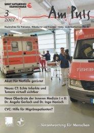 3/2007 - Sankt Katharinen-Krankenhaus