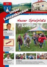Gemeinde-Info 2/2008 - Lanzenkirchen