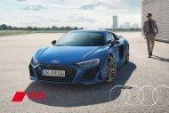 Audi R8 Verkaufsunterlagen