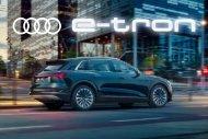 Audi e-tron Verkaufsunterlagen