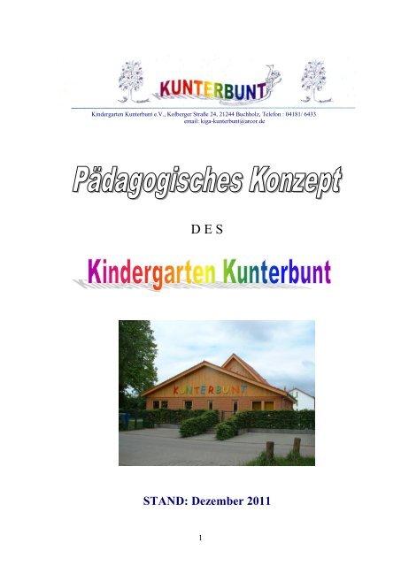 Kindergartenkonzept