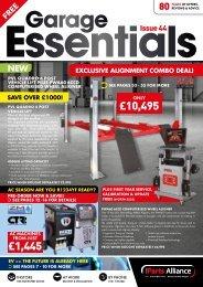 Parts Alliance Garage Essentials - Issue 44
