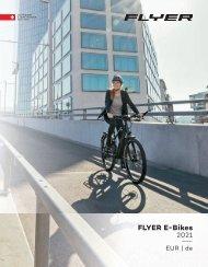 FLYER E-Bikes 2021