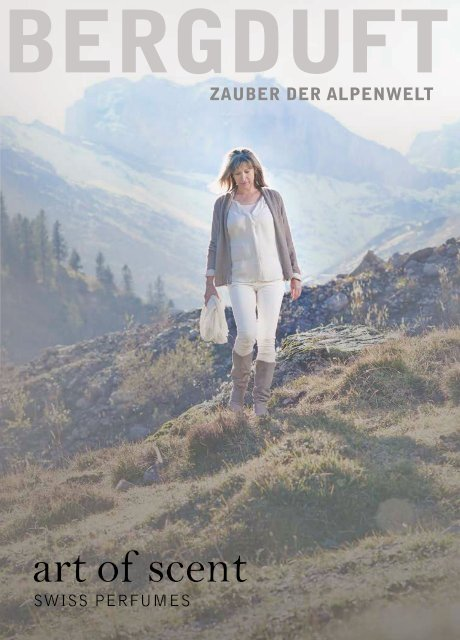Bergduft Flyer Deutsch