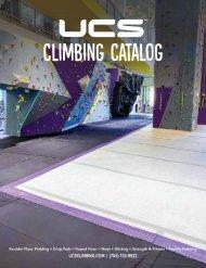 2020 UCS Climbing Catalog