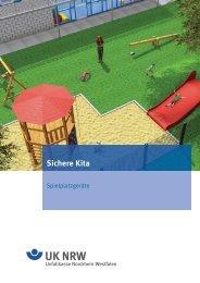 Sichere Kita - Spielplatzgeräte