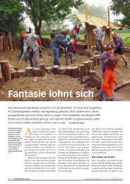 Fantasie lohnt sich - psychomotorikundPraevention-hfh.ch