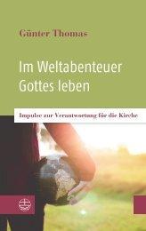 Günther Thomas: Im Weltabenteuer Gottes