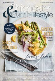 Chichester and Arundel Lifestyle Mar - Apr 2021