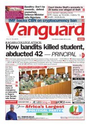 18022021 - How bandits killed student, abducted 42 — PRINCIPAL