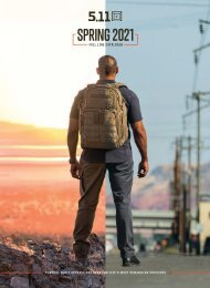 5.11 Tactical - Spring/Summer