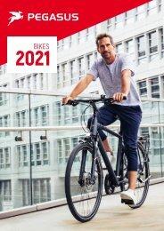 Pegasus Fahrräder 2021