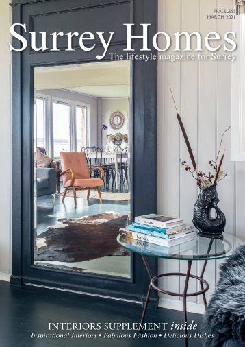 Surrey Homes   SH74   March 2021   Interiors supplement inside