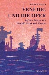 Leseprobe Venedig und die Oper