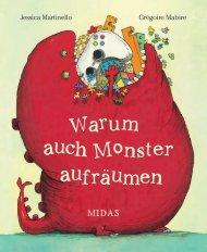 Leseprobe zum Buch »Warum auch Monster aufräumen«