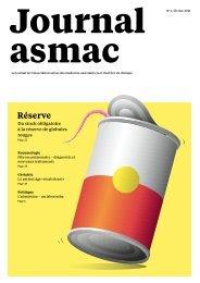 Journal asmac No 1 - février 2021