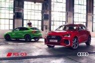 Audi RS Q3 Verkaufsunterlagen