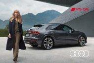 Audi RSQ8 Verkaufsunterlagen