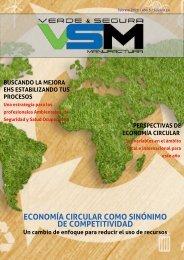 Edición 14. Febrero 2021. Revista Verde & Segura Manufactura