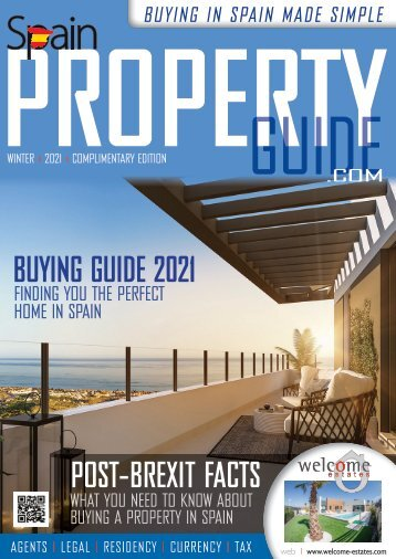 Spain Property Guide-Winter Issue