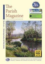 The Parish Magazine March 2021