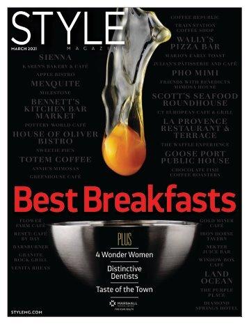 Style Magazine March 2021