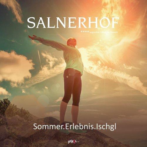Hotel Salnerhof Sommerprospekt