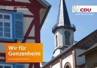 Gonzenheim Kommunalwahl 2021