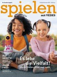 VEDES Magazin Frühjahr/Sommer 2021 | VM11