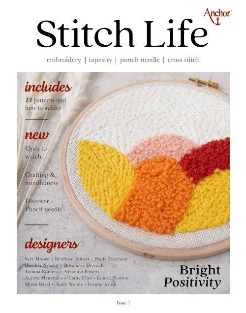 Stitch Life Magazine Issue 1