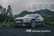 Audi A6 allroad Verkaufsunterlagen