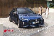 Audi RS6 Verkaufsunterlagen