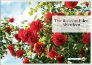 The Roses at Eden Brochure