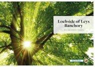 Lochside of Leys Brochure