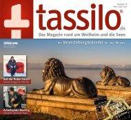tassilo - das Magazin rund um Weilheim und die Seen - Ausgabe März/April 2021