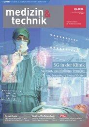 medizin&technik 01.2021