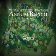 2019-20 WLP Annual Report